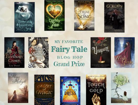 2018 Fairy-tale Blog Hop
