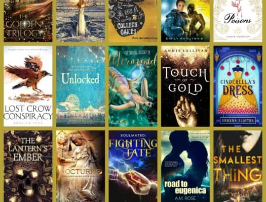 The Fall 2018 YA Scavenger Hunt is afoot! Follow the Gold Team trail for a chance to win The Magical History of Mermaids and other great YA Books.