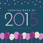 Looking Back at 2015